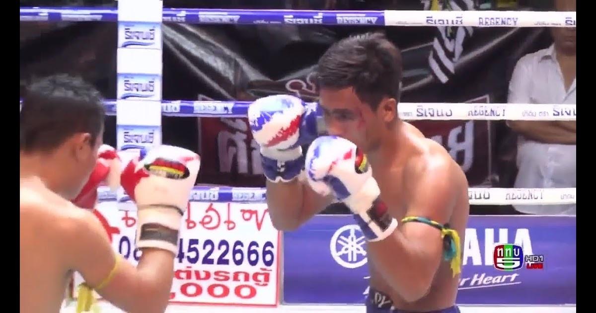 ศึกมวยไทย ททบ.5 ล่าสุด [ Full ] 25 มิถุนายน 2560 มวยไทยย้อนหลัง Muaythai HD ? http://dlvr.it/PQ06wR