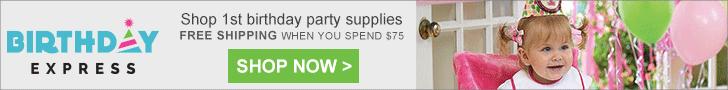 Shop BirthdayExpress.com Online