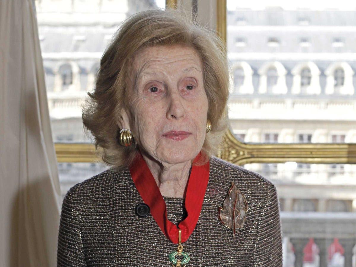 AGE 95: Anne Cox Chambers