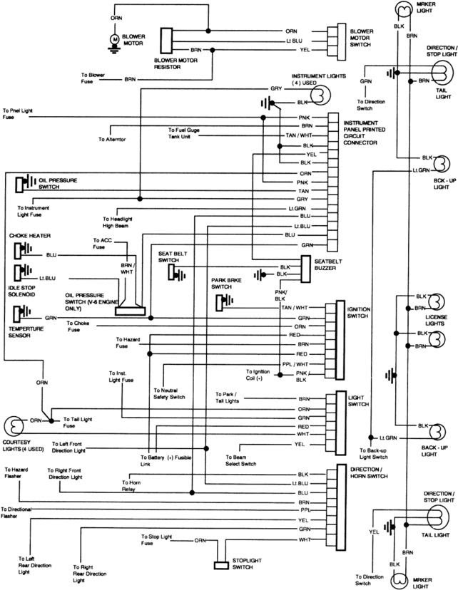 Diagram 1985 Chevrolet C10 Fuse Diagram Full Version Hd Quality Fuse Diagram Blogxgoo Mefpie Fr