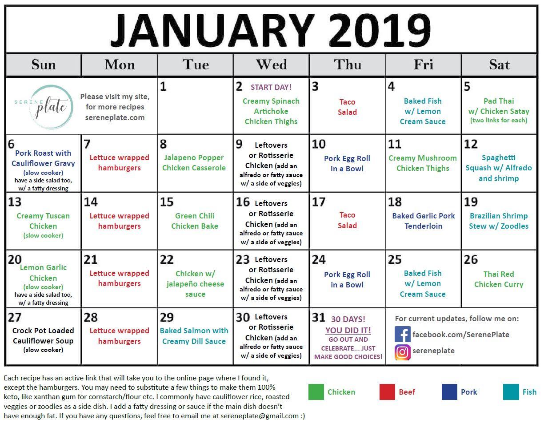 30 day ketosis diet plan