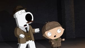 Family Guy Season 16 : V Is for Mystery