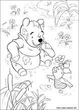 Dibujos De Winnie Pooh Para Colorear En Colorearnet