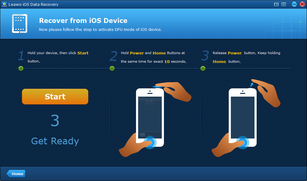 Leawo iOS Data Recovery \u2013 Best iPod\/iPad\/iPhone data recovery software to recover data from