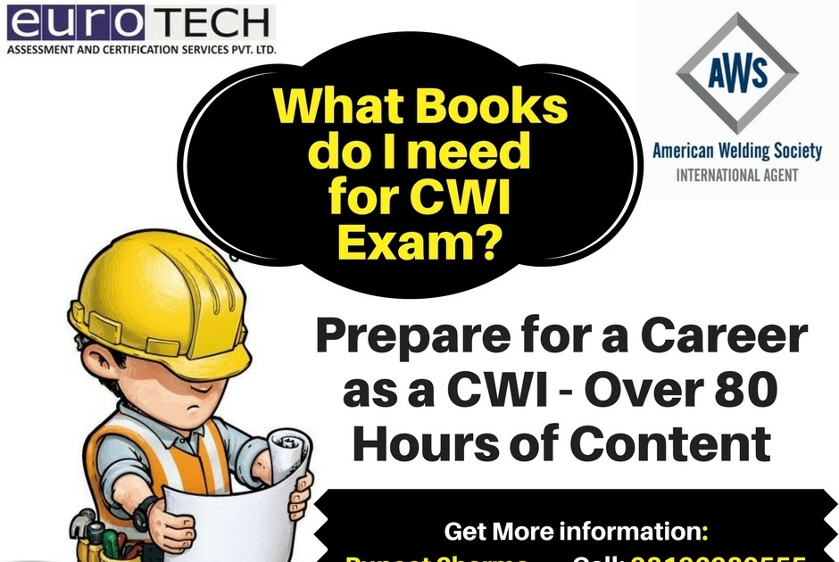 What Books Recommended to Study for CWI Test? | AWS CWI