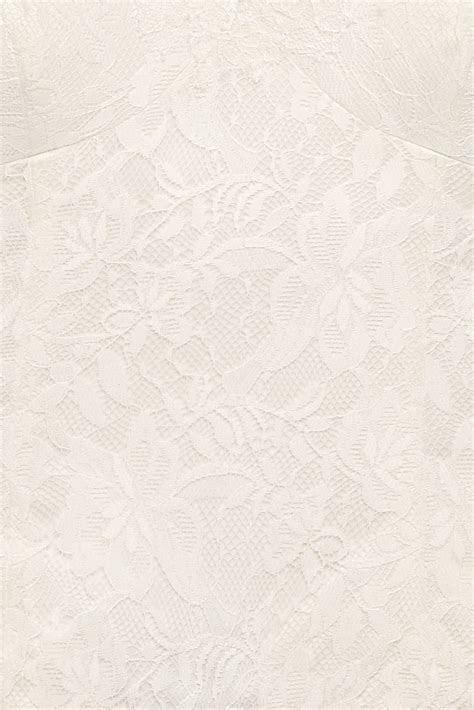 Soft Lace Sheath Wedding Dress with Low Back Galina