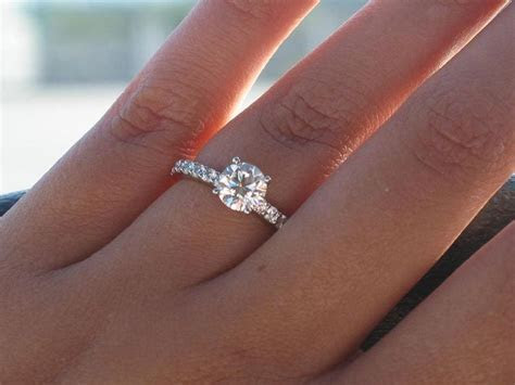 17 Best ideas about 3 Carat Engagement Ring on Pinterest