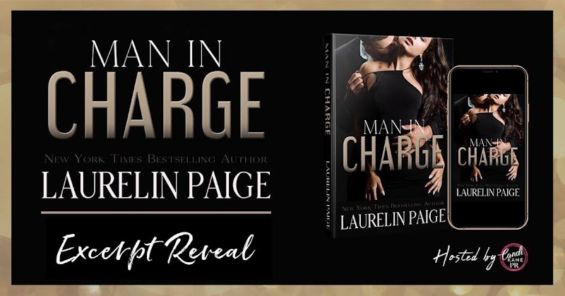 Excerpt Reveal:  Man in Charge by Laurelin Paige