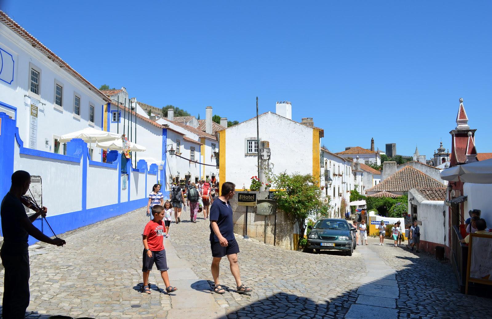 Entrance to Óbidos