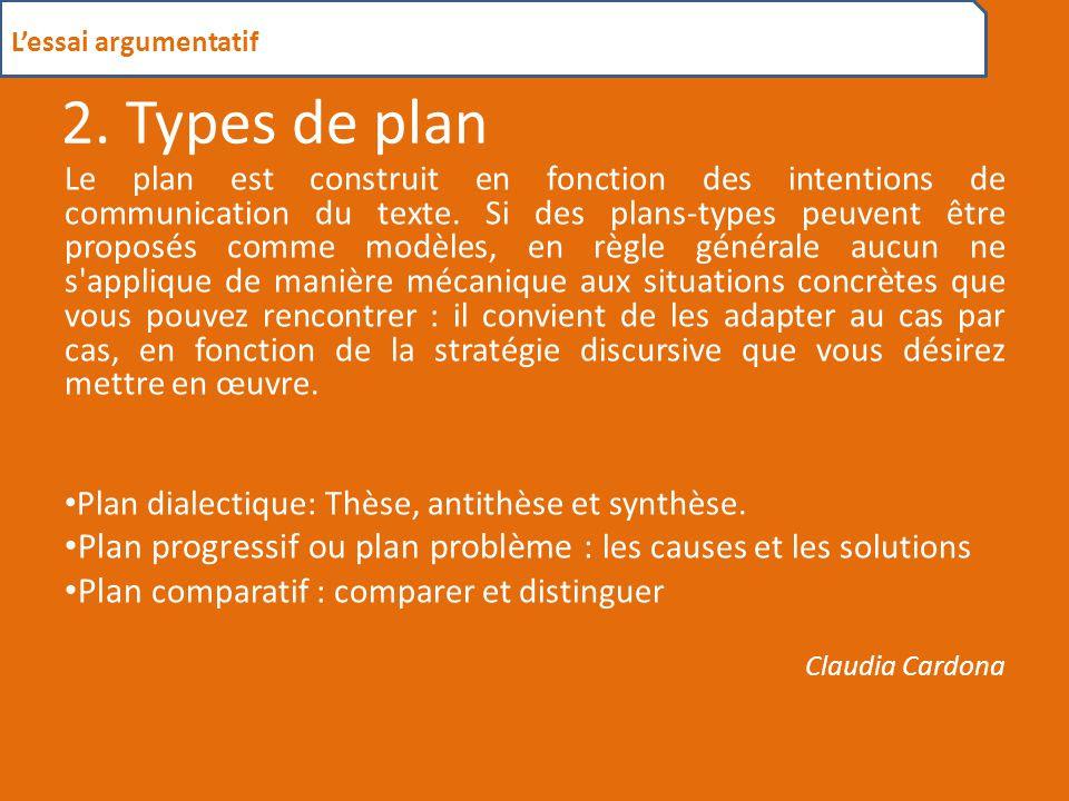 Exemple De These Texte Argumentatif - Titre De La Thèse