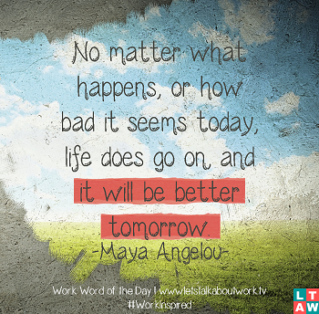 Quotes About Better Day Tomorrow 52 Quotes