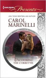Uncovering the Correttis - Carol Marinelli
