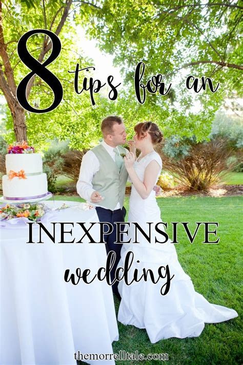 How to Have an Inexpensive Wedding   The Best of the LDS