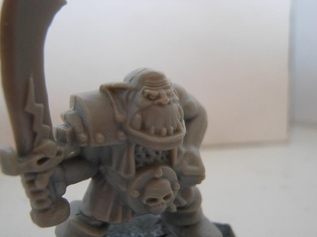 Warhammer Quest orc