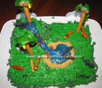 Animal Cake Recipes Goodtoknow