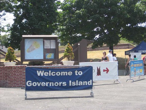 Welcome to Governors Island