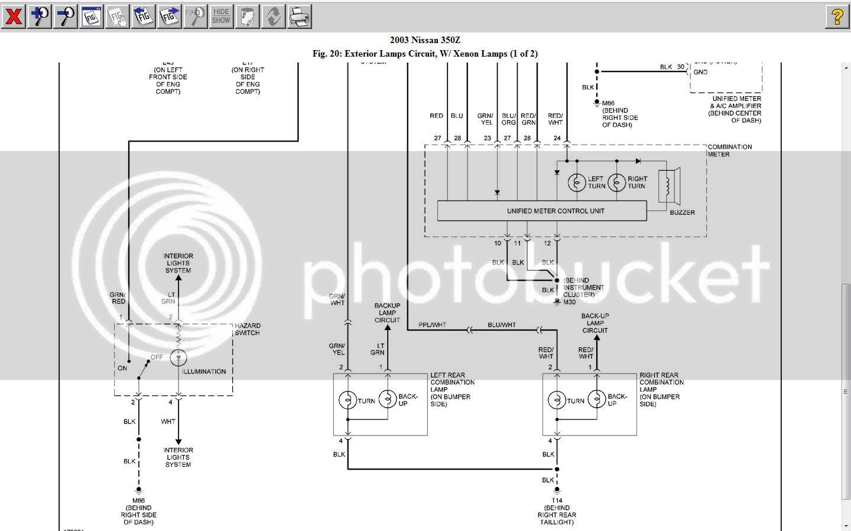 Nissan Versa Tail Light Wiring Diagram