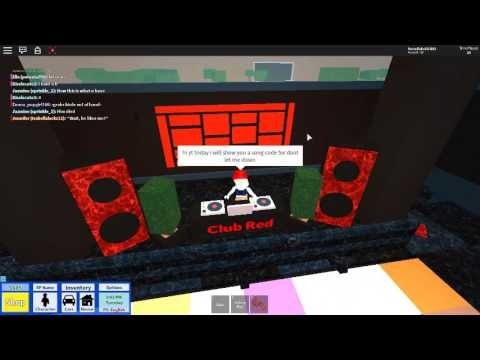 roblox music code for let you down