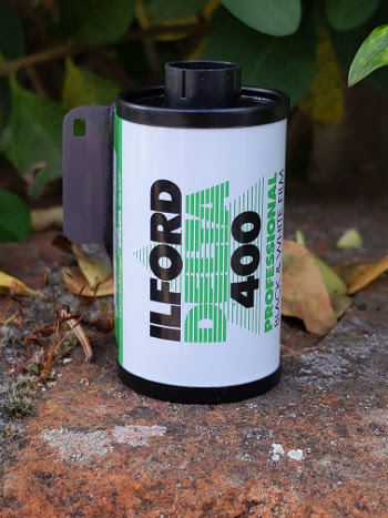 Iford film canister
