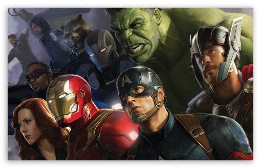 Infinity War Wallpaper 4k Download