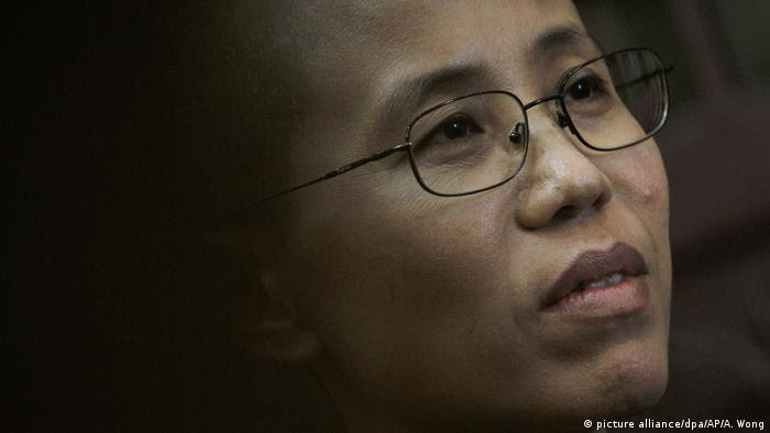 China Liu Xia (picture alliance/dpa/AP/A. Wong)