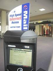 Blog de Notas en el aeropuerto de Los Angeles