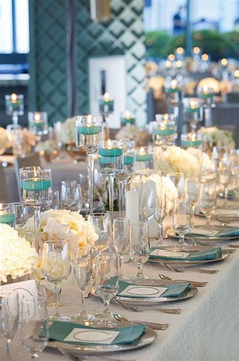 17 Best ideas about Turquoise Wedding Decor on Pinterest