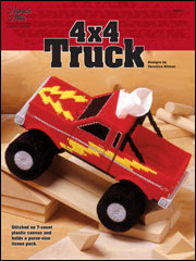 4 x 4 Truck - Electronic Download