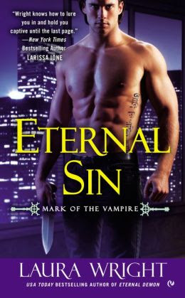 Eternal Sin (Mark of the Vampire Series #6)
