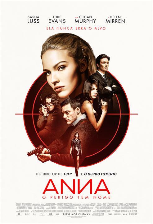 Anna - O Perigo Tem Nome : Poster