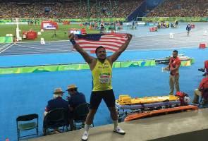 Paralimpik 2016: 8 fakta yang anda perlu tahu tentang Ziyad Zolkefli