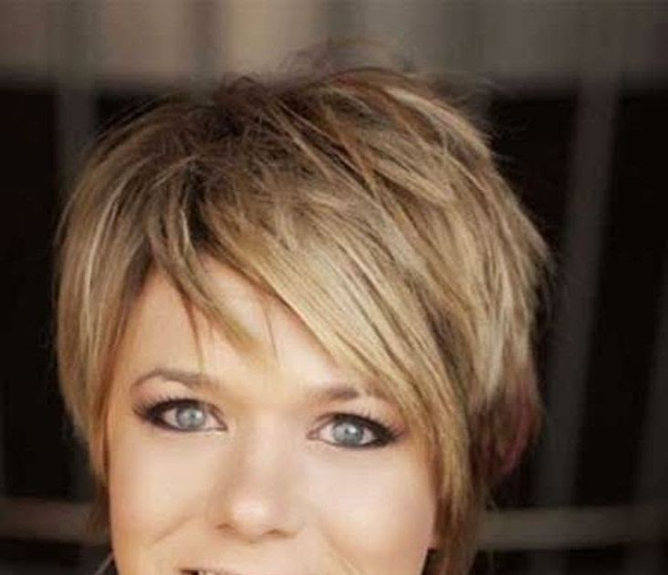 Short Hairstyles For 40 Year Old Woman With Fine Hair - folade