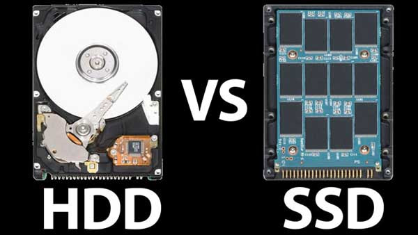 Differences Between An SSD And HDD