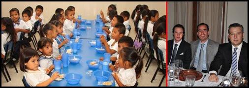 Los desayunos escolares del dif cuestan 2 mil pesos