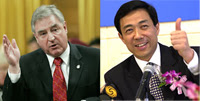 David Emerson, Bo Xilai