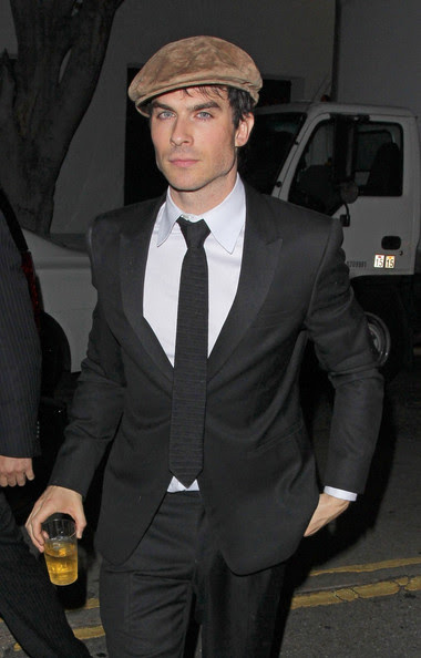 Ian Somerhalder - Ian Somerhalder at Perez Hilton's Birthday Party