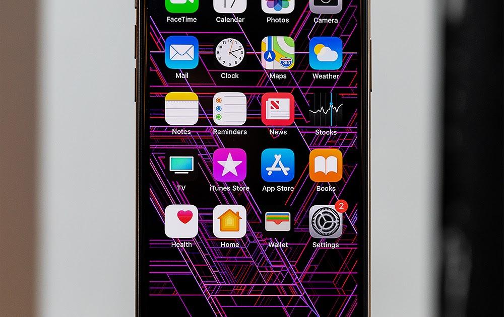 X Max Iphone Handphone