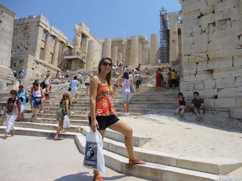 Templo de Zeus na Grécia by Menina Prendada -
