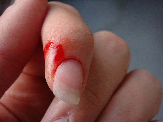 Knife Cut {reflect}