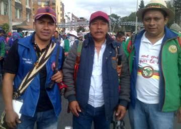 La detención de un líder indígena causa polémica en Colombia