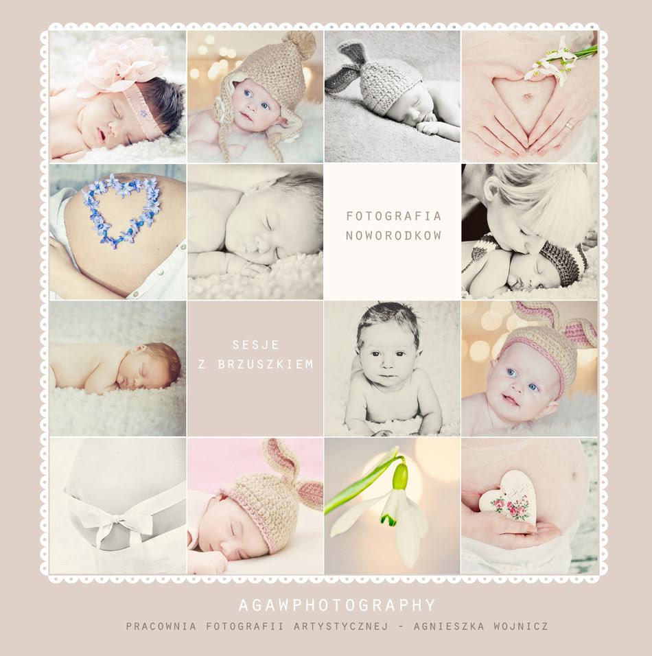 fotografia noworodków Malopolska