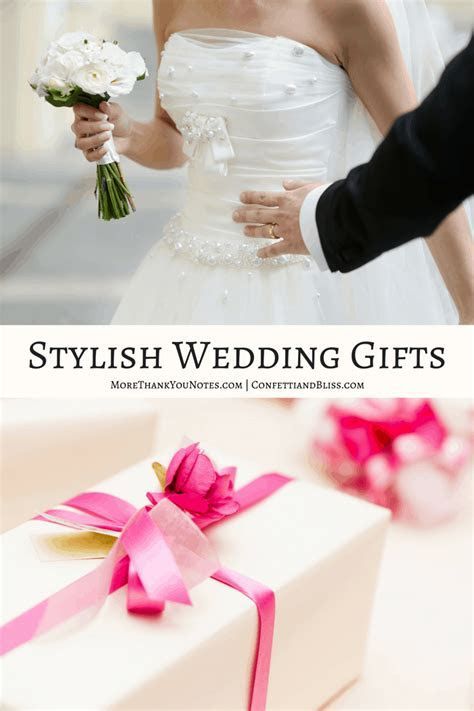 Stylish Wedding Gifts They'll Love   Ultimate Wedding Guide