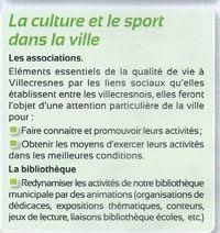 Culture selon BvV