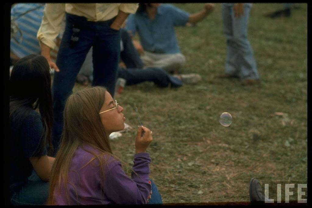 O festival de Woodstock em números e imagens 22
