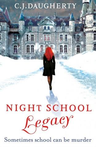 Legacy (Night School, #2)