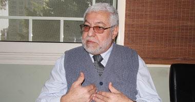د. محمود حسين الأمين العام لجماعة الإخوان المسلمين