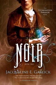 Noir by Jacqueline Garlick