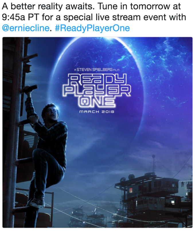 Ready Player One Leg Poster  Know Your Meme