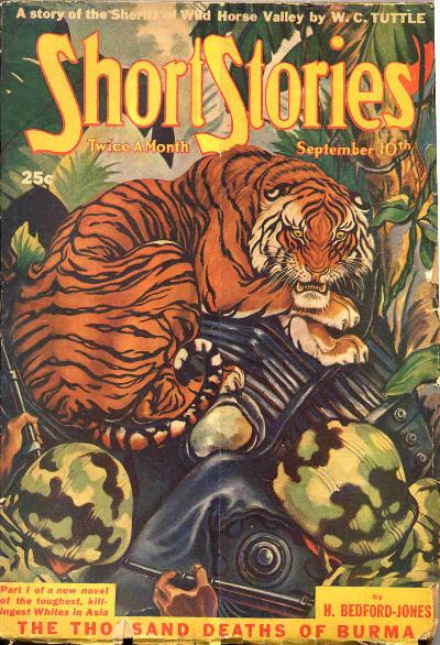 Short Stories, September 10, 1944