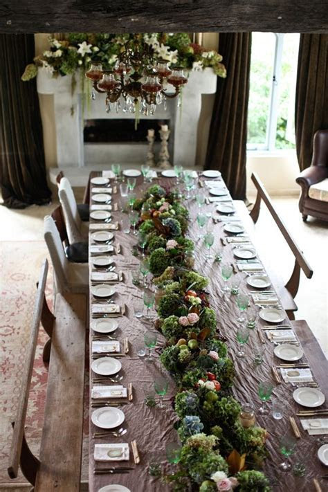 New Zealand Country Wedding   wedding   tables & settings